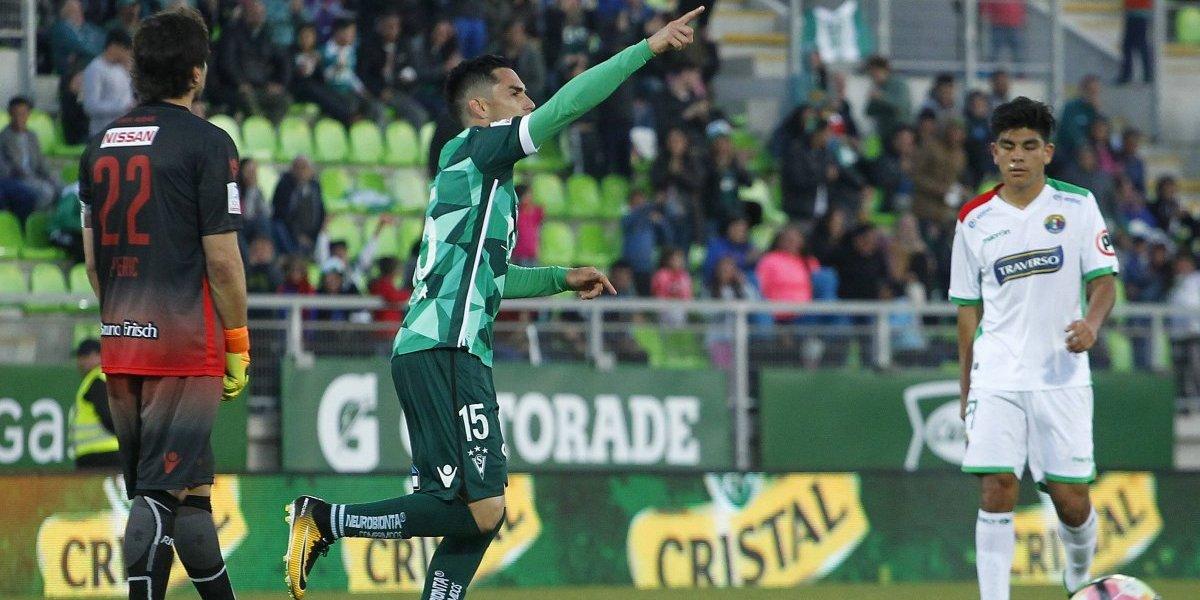 """Wanderers resurge de la mano de Jean Paul Pineda: """"Hay que mojar la camiseta en todos los partidos"""""""