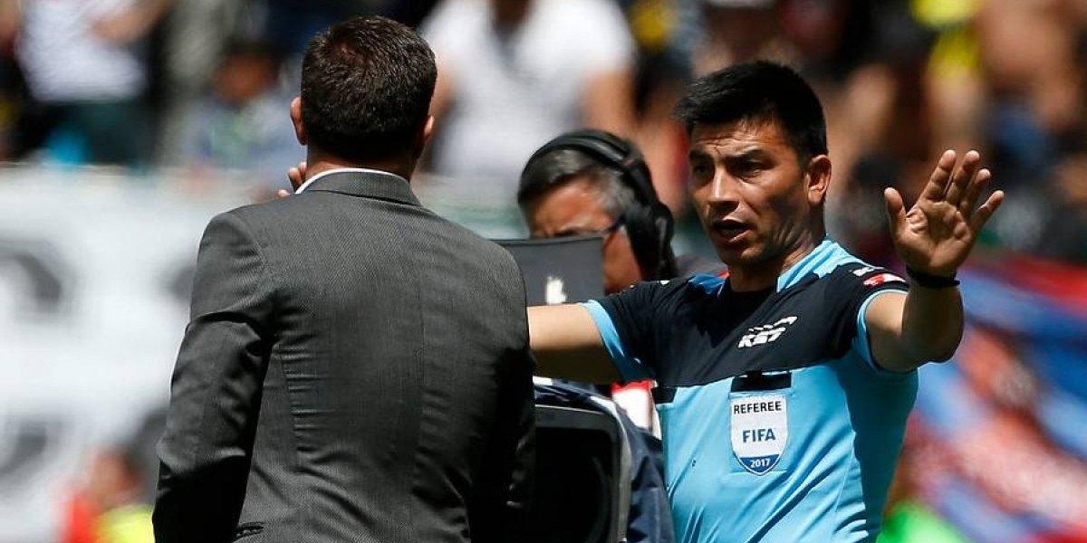 Colo Colo pedirá castigo de 50 partidos para Polic y preparan defensa por Paredes