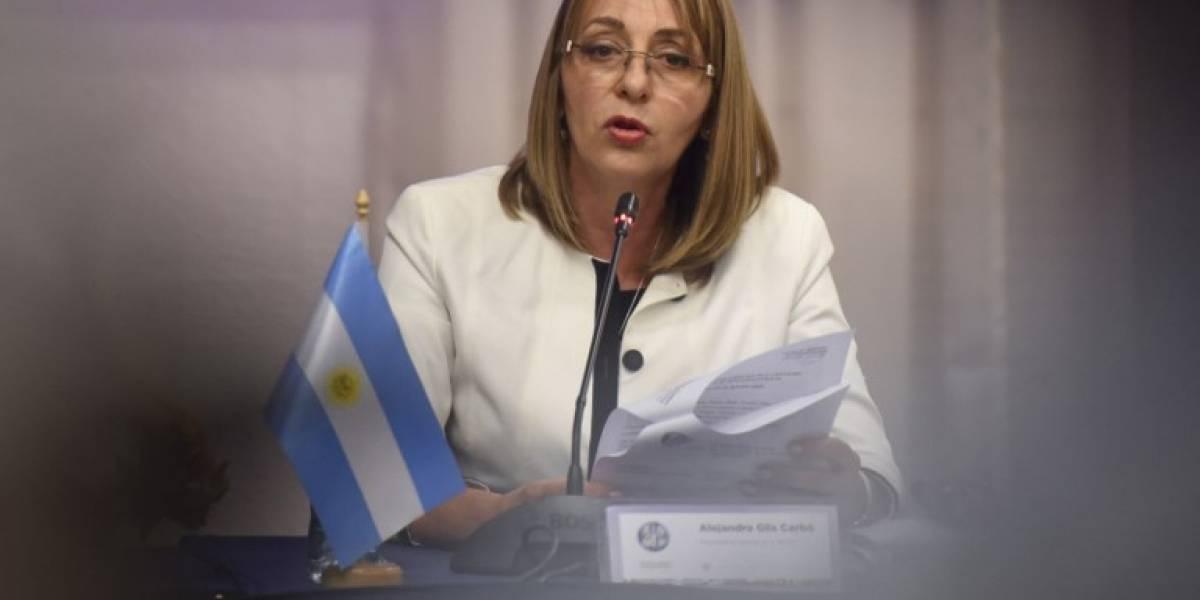 Renuncia la fiscal general que el gobierno argentino quería destituir