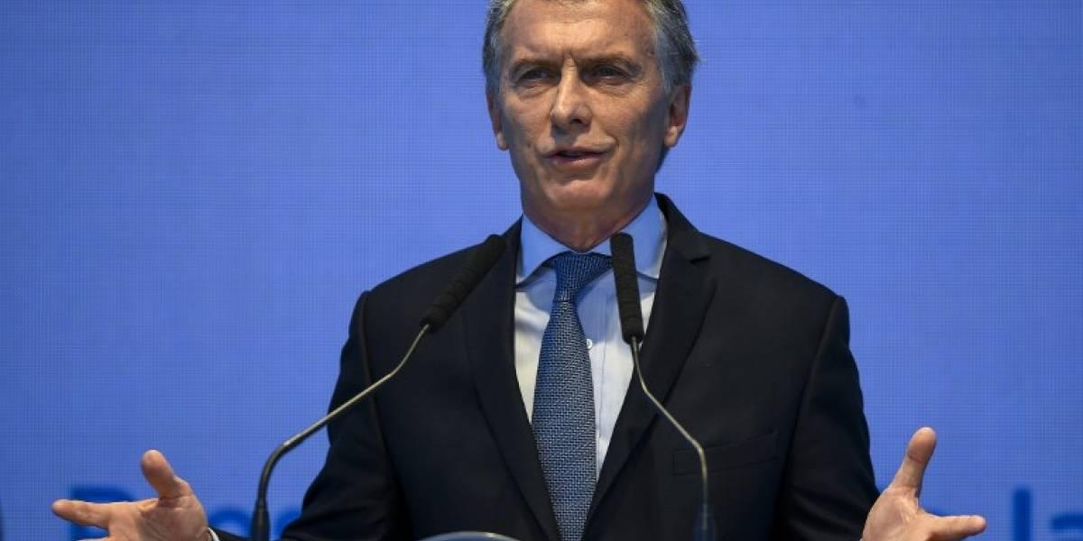 Mauricio Macri descarta vetar ley de aborto, en caso de aprobarse