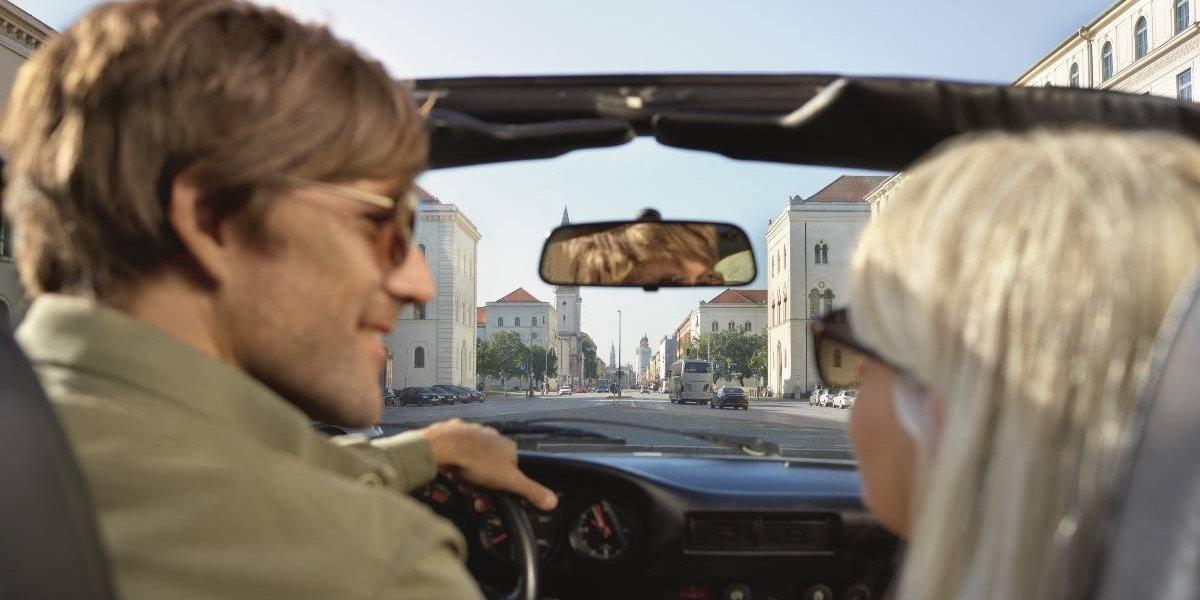 Así funciona la línea de anteojos Rodenstock para conducción