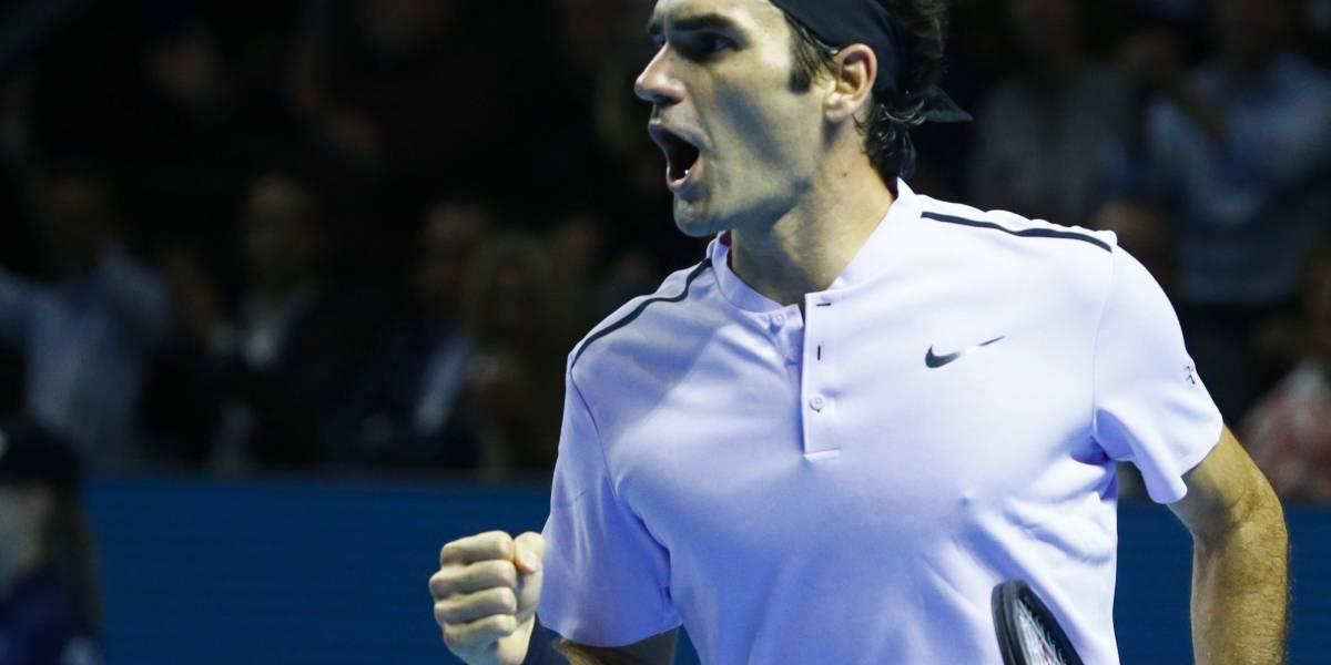 Do mesmo lado da chave, Federer e Djokovic podem fazer semifinal na Austrália
