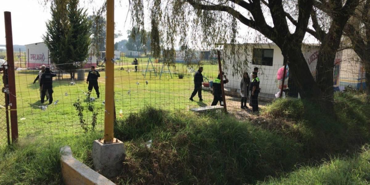 Explosión en Tultepec deja una persona muerta