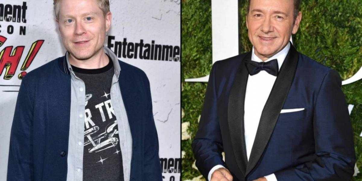 Actor de Star Trek acusa a Kevin Spacey de acoso sexual