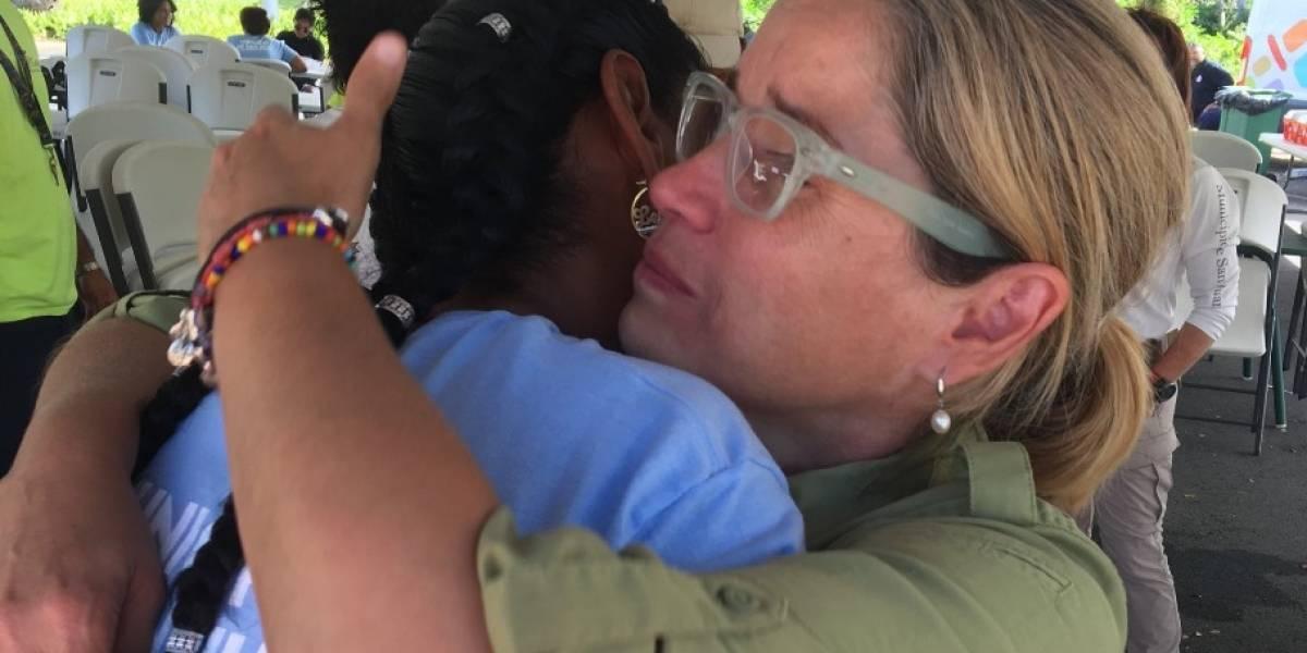 Reubican últimos refugiados de María en San Juan
