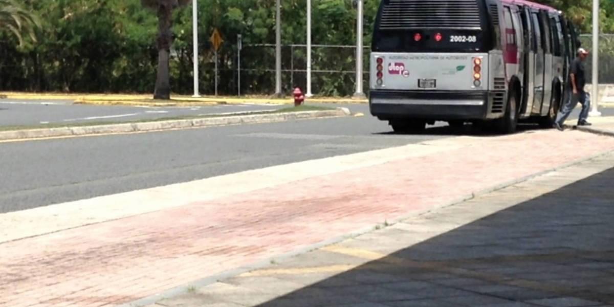 Identifican involucrados accidente con guagua AMA en Río Piedras