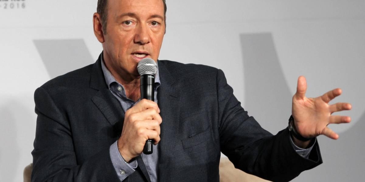 """Acusación contra Kevin Spacey pone en jaque futuro de """"House of Cards"""""""