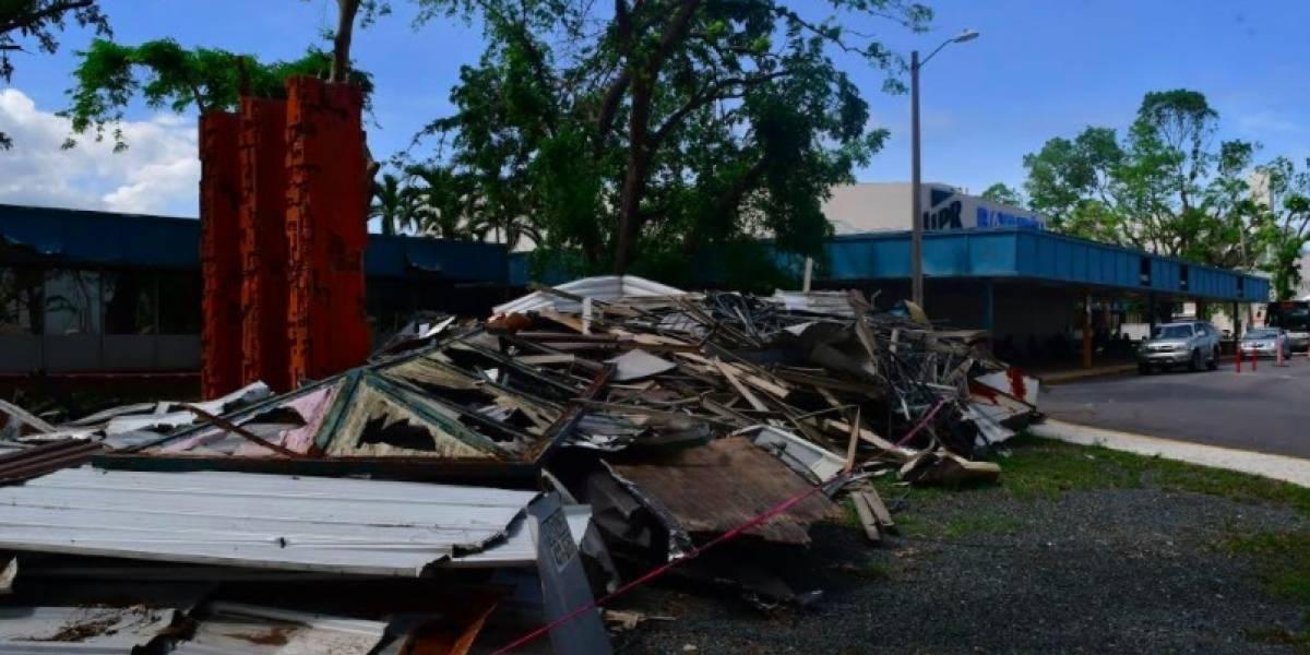Mira los próximos pueblos dónde van a recoger escombros