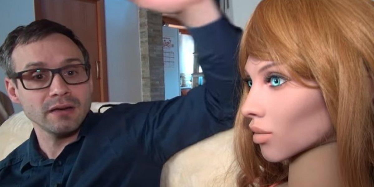 Samantha, la robot sexual que sólo complacerá a quien la trate con respeto