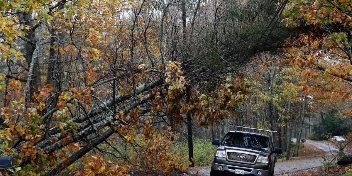EEUU: Tormenta dejará a miles sin electricidad por días