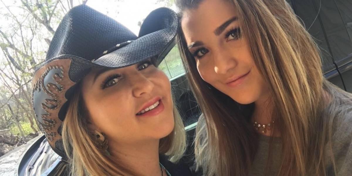 Hija de Alicia Villarreal alborota las redes sociales con su belleza