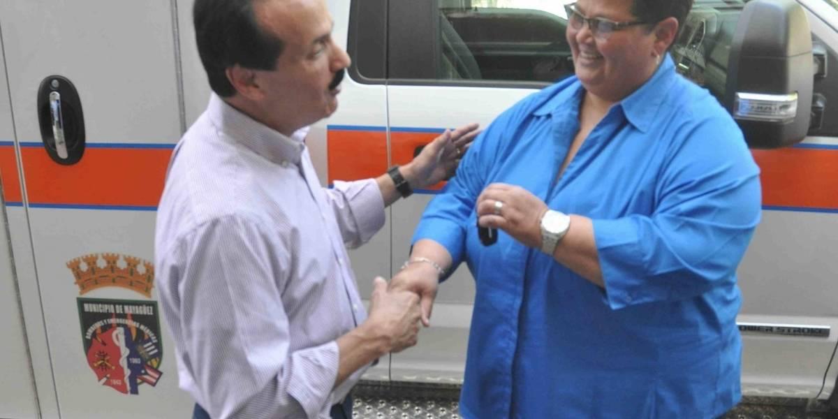 El oeste cuenta con nueva ambulancia para emergencias bariátricas