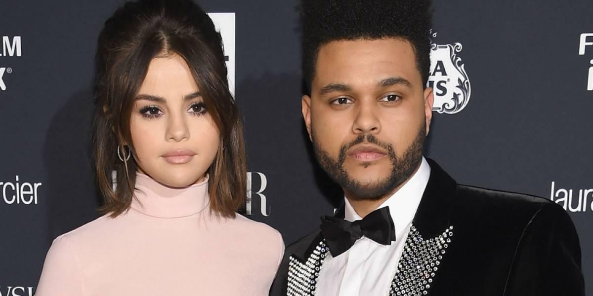Bieber provoca separación de Selena Gomez y The Weeknd