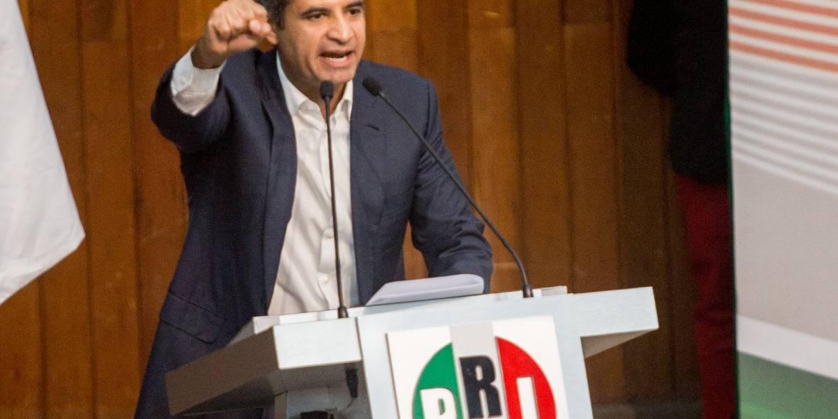 PAN, PRD y Morena 'se clavan' financiamiento público de octubre: Ochoa