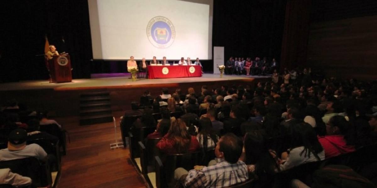 Jóvenes de pueblos y nacionalidades acceden a la nivelación de carrera de la Senescyt