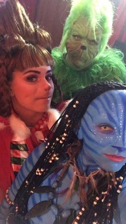 Sofía Castro Halloween