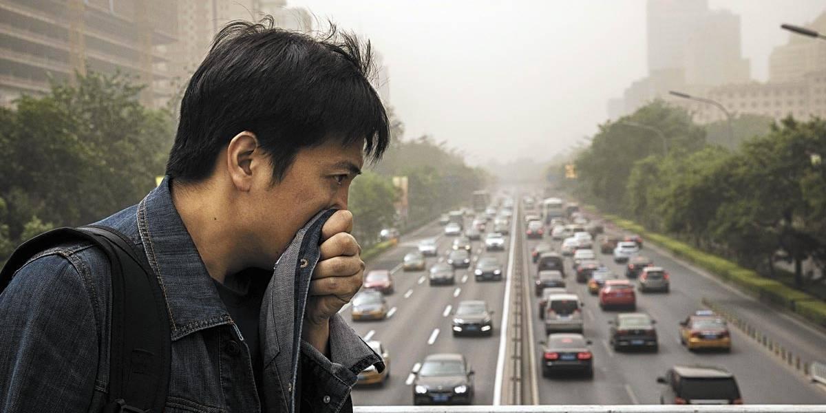 Poluição em São Paulo cai pela metade com paralisação de caminhoneiros