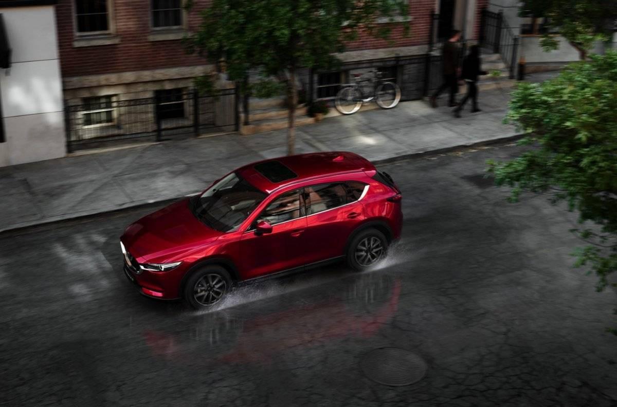 Tecnología Mazda