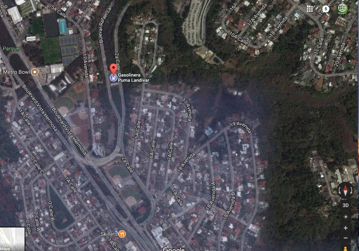 Retumbo temblor en la Ciudad