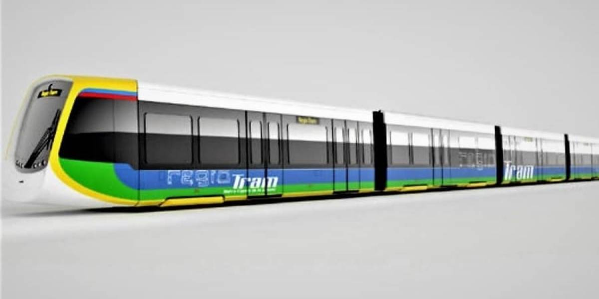 ¿Pasa por su casa? Este es el mapa del tren de cercanías entre Faca y Bogotá