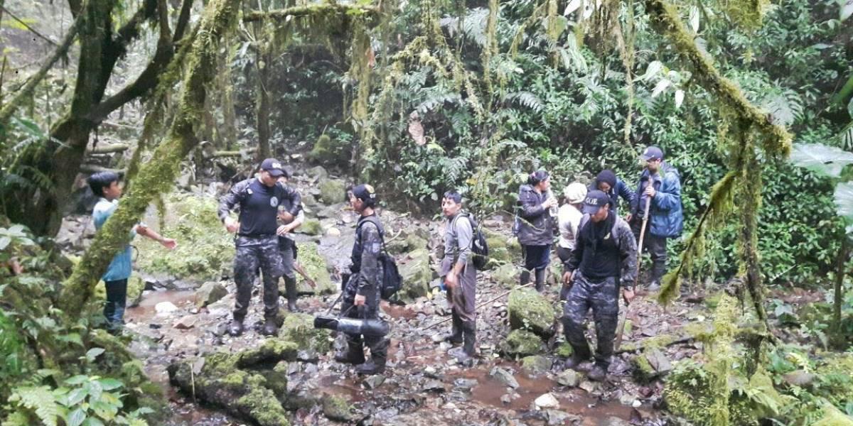 18 personas extraviadas fueron rescatadas en Cotopaxi