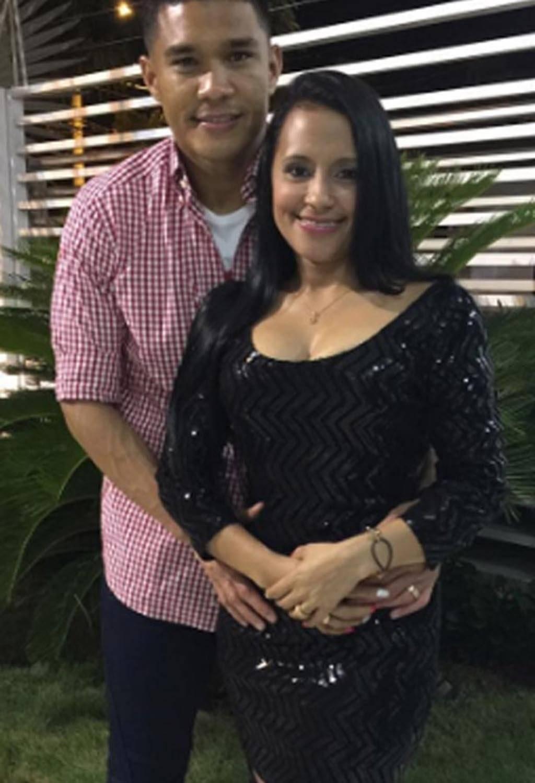 Yeimi Collante es la esposa del delantero estrella del Junior de Barranquilla. Instagram