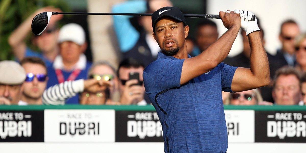 Tiger Woods deja atrás sus lesiones y anuncia el regreso a las competencias