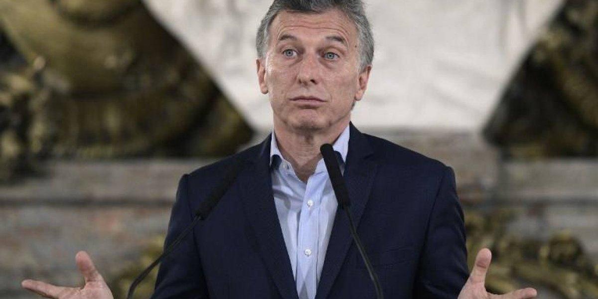 Los narcotraficantes más idiotas: vendían droga usando el carnet del Presidente Macri