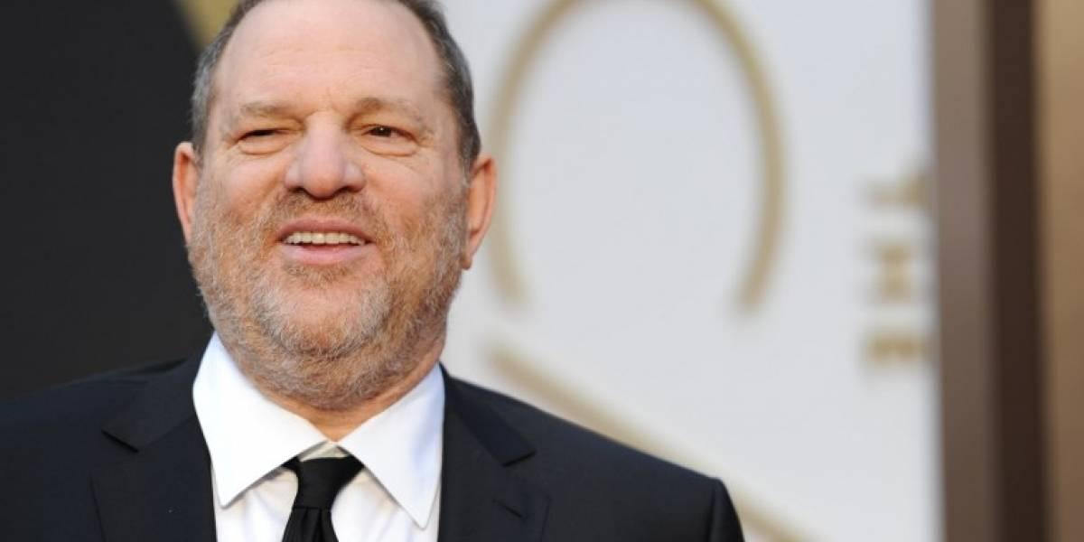 """Harvey Weinstein acusado de violar dos veces a actriz de """"Boardwalk Empire"""""""
