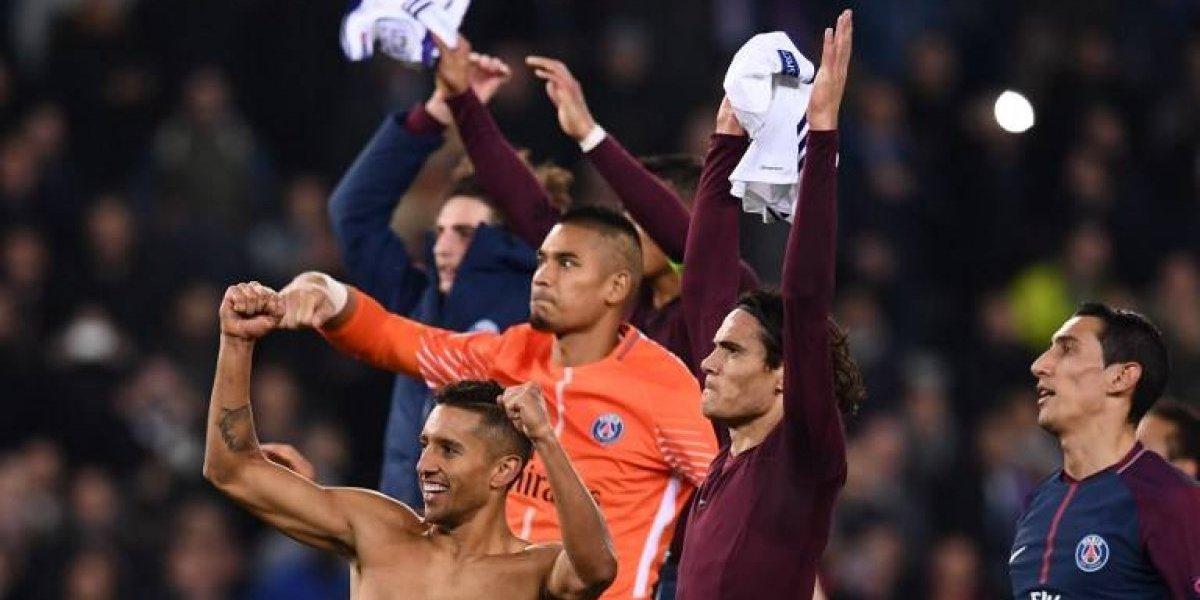 Los primeros equipos clasificados a los octavos de final de la Champions League