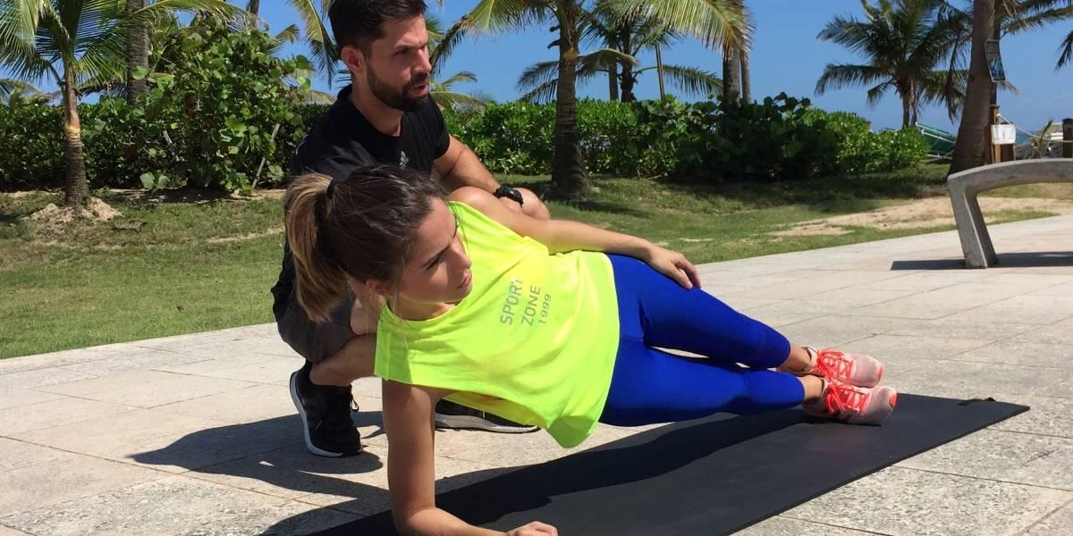 Sin excusas para retomar los ejercicios y una alimentación saludable