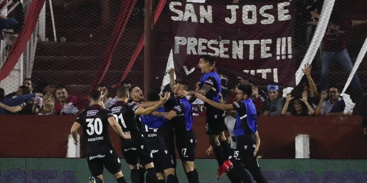 Lanús clasificó a la final de la Copa Libertadores