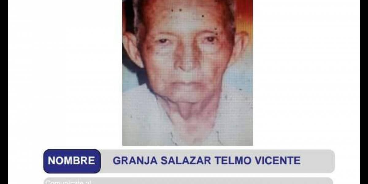 Buscan a hombre desaparecido desde el 3 de octubre