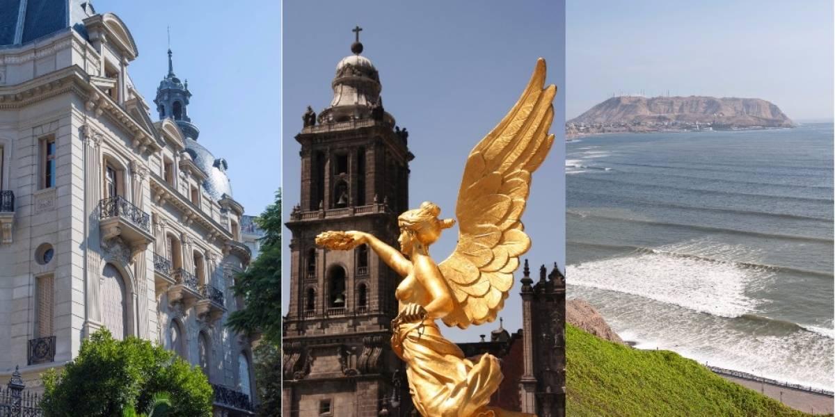 Día Mundial de las Ciudades: un recorrido por algunas de las ciudades más apreciadas de América Latina