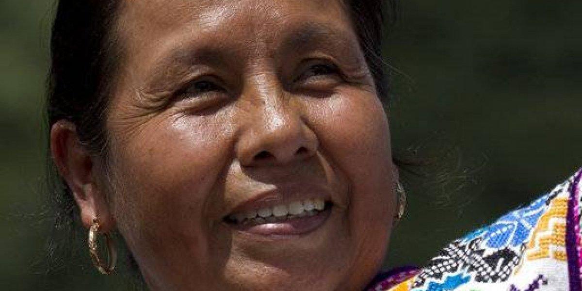 Candidata indígena recaba sorpresivo apoyo en México