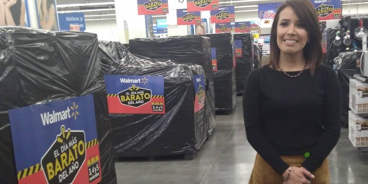 Las sorpresas que encontrarás en el día más barato Walmart y Maxi Despensa