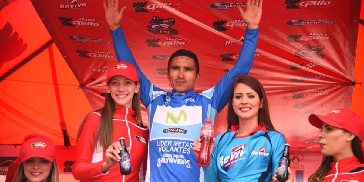 El poderío ecuatoriano hizo de las suyas en la Vuelta