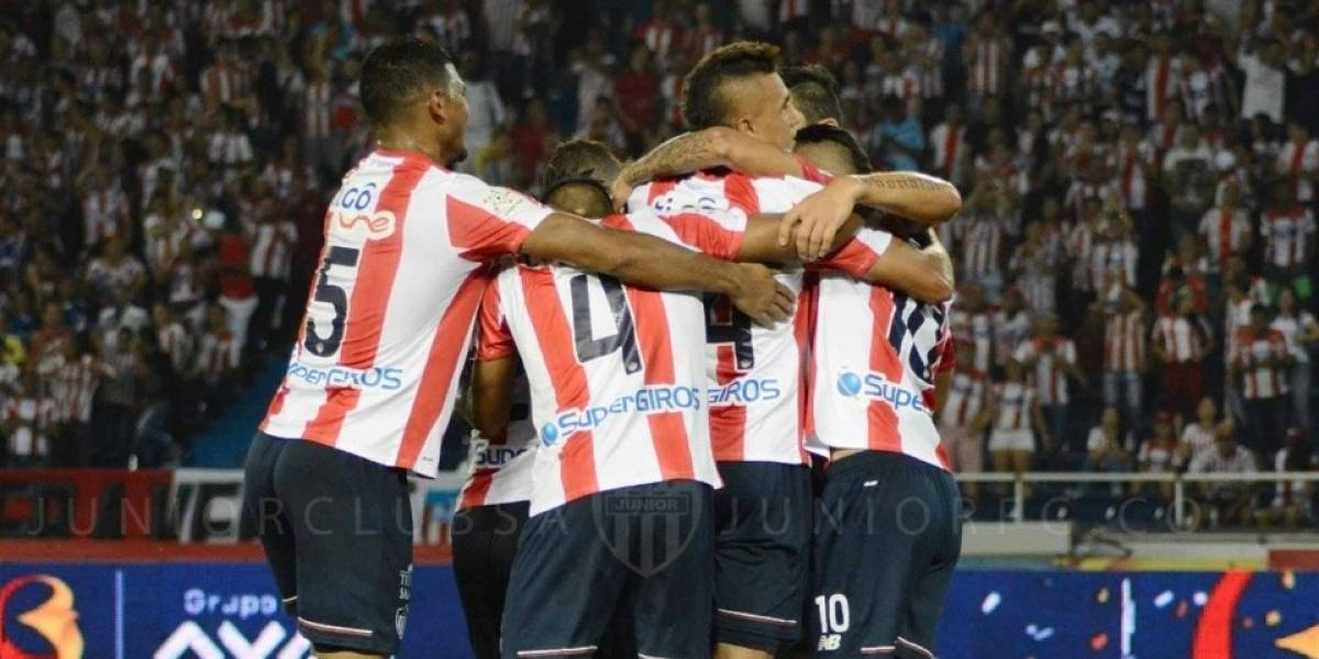 Atlético Junior vence 3-1 al local Atlético Bucaramanga