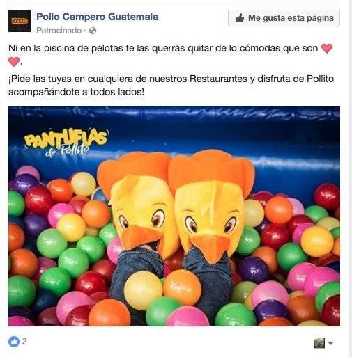 Pantunflas Pollito