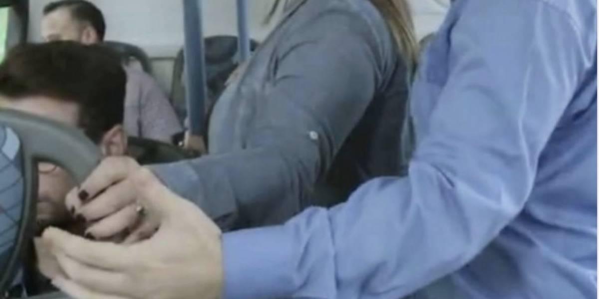 Periodista denuncia que hombre eyaculó frente a ella y la respuesta en redes es aterradora