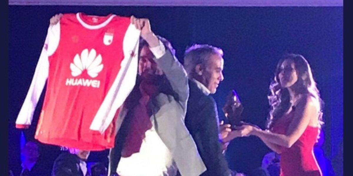 Santa Fe se ganó un premio internacional que ningún otro club tiene