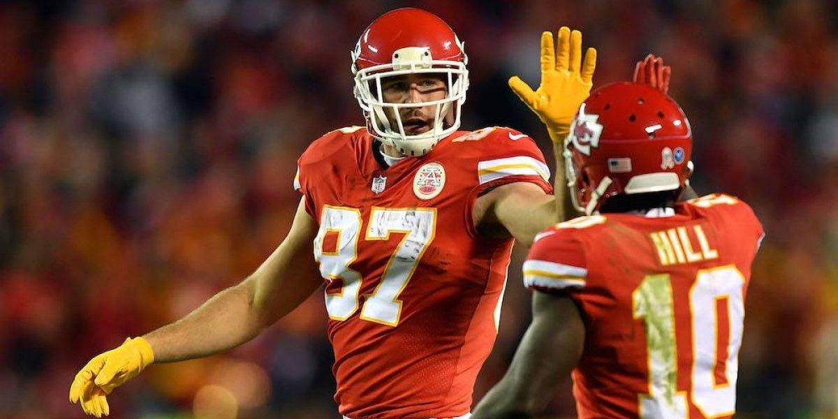 Chiefs vuelven a la senda de la victoria tras vencer a Broncos