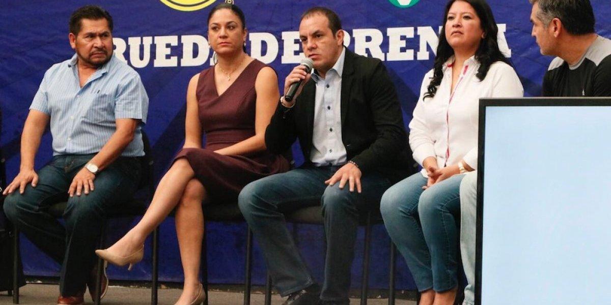 Cuauhtémoc Blanco armará 'cascarita' en pro de los damnificados por los sismos