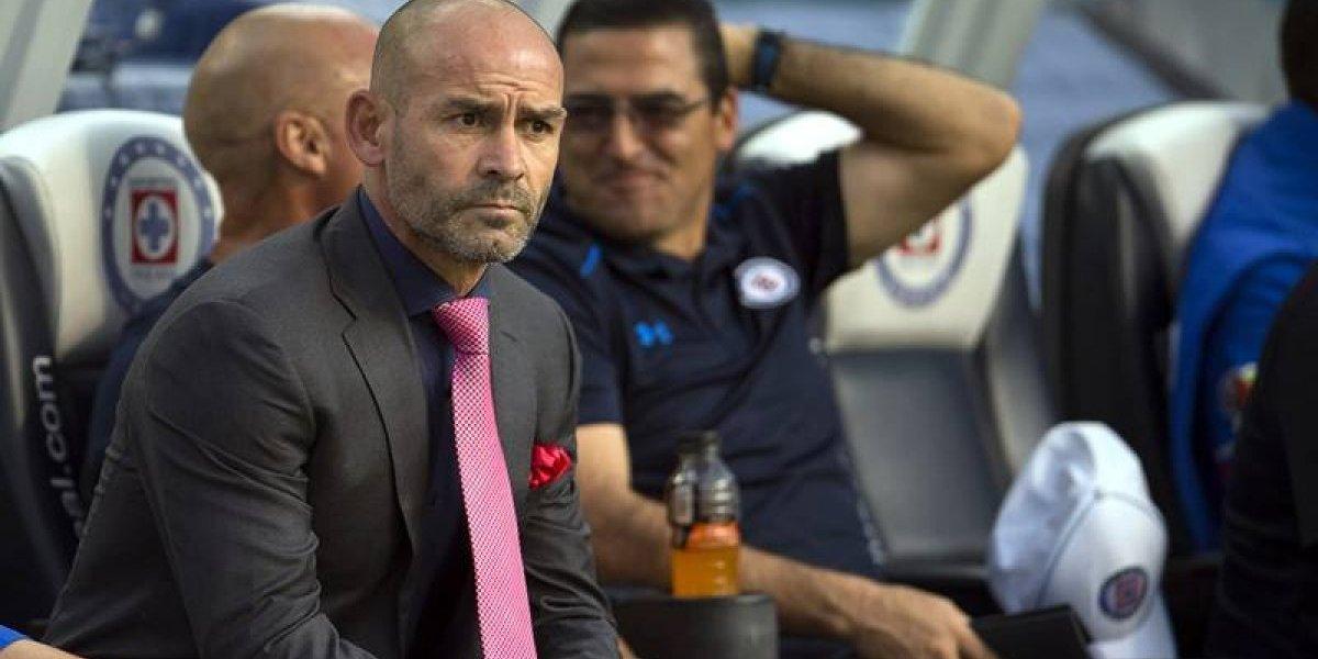 'Billy' Álvarez dejó en el aire renovación de Jémez en Cruz Azul