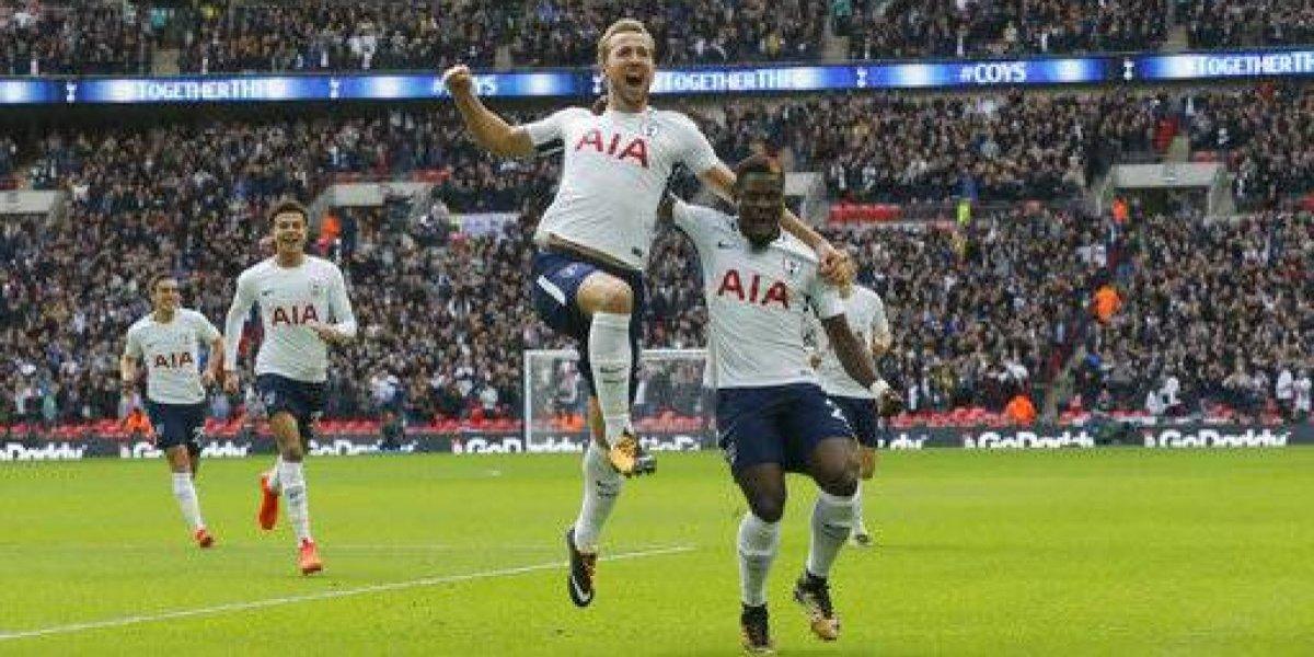 Kane podría jugar contra Real Madrid