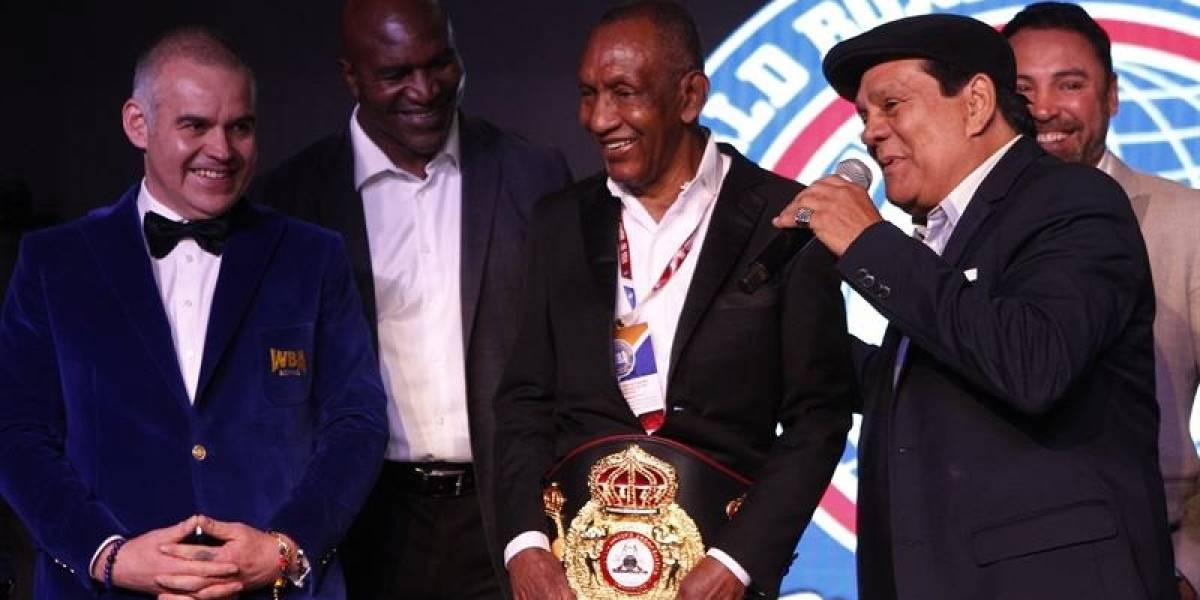 Figuras del boxeo se citan en Medellín para abrir la convención de la AMB
