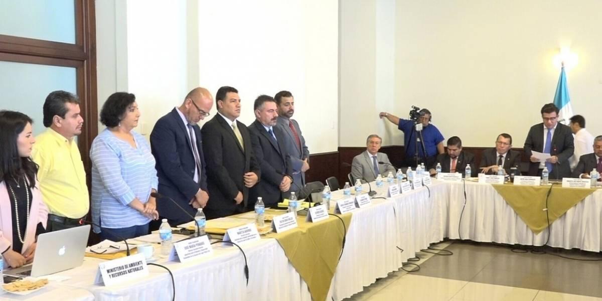 Postergan dictamen para el proyecto de presupuesto de 2018