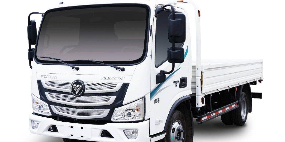 Foton hace crecer su línea de camiones con el Aumark S 614