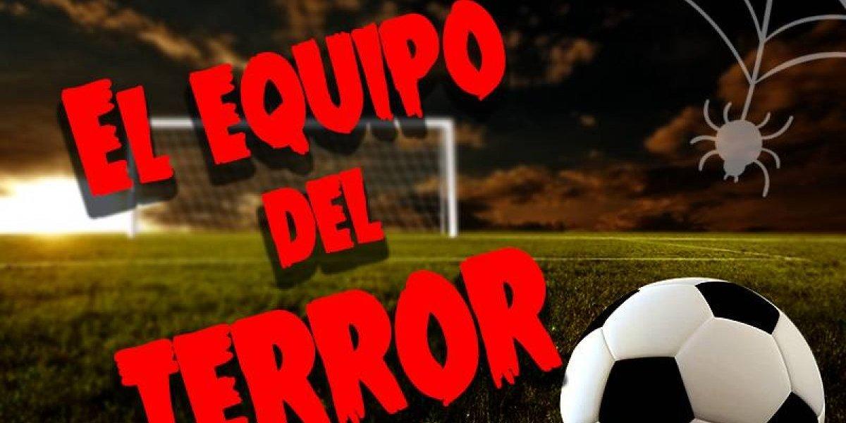 El equipo del terror del fútbol chileno que asusta a todos en Halloween