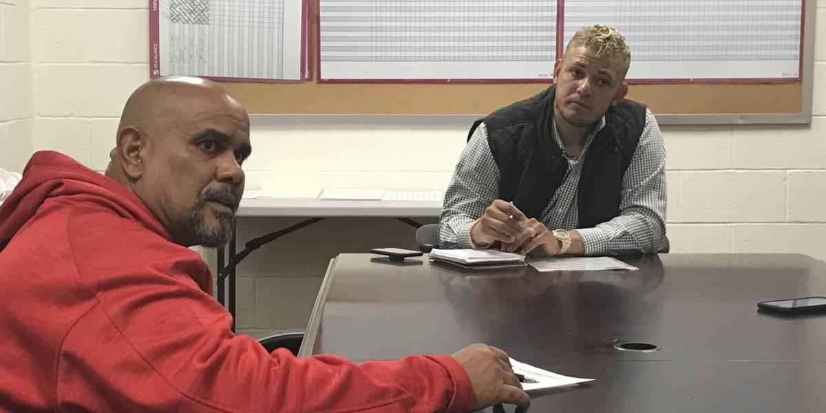 Yadier Molina reúne a cuerpo técnico del Equipo Nacional Sub 23